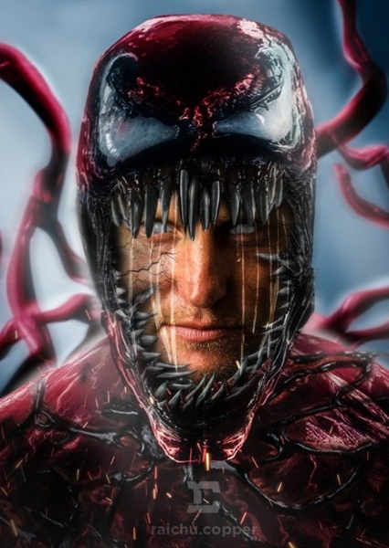 Woody Harrelson as Carnage in Spider-Man