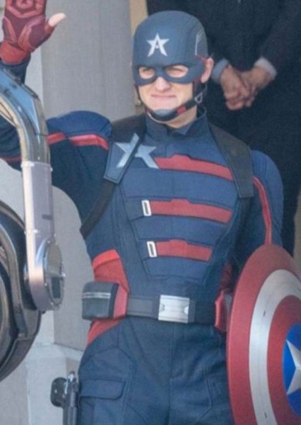 Wyatt Russell as U.S. Agent in Falcon And The Winter Soldier