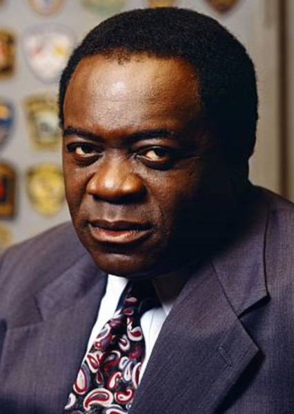 Yaphet Kotto as Daniel Baker in Collateral (1994)