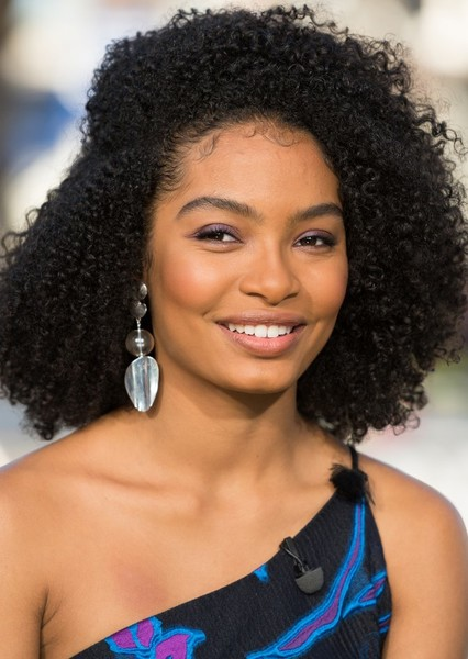 Yara Shahidi as Mixed race (M&F) in Face claims 101