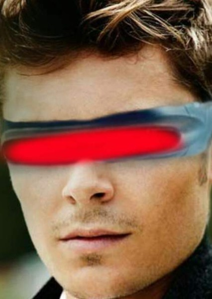 Zac Efron as Cyclops in Eighth Installment of Uncanny X-men