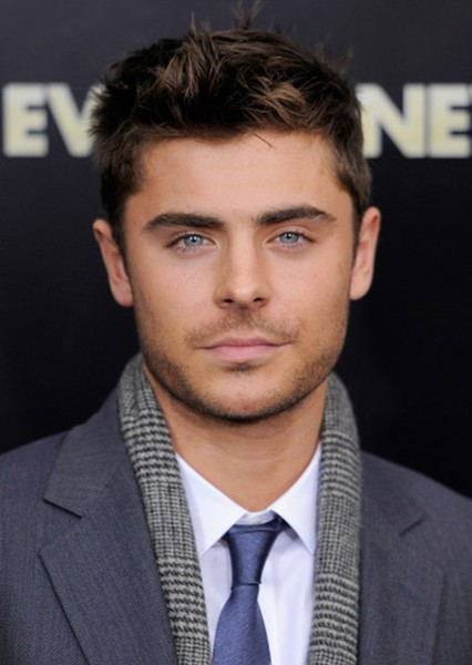Zac Efron as Yami Yugi in Yu-Gi-Oh: Duelist Kingdom