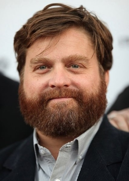 Zach Galifianakis as Trulish Gramplin in Obituary: A Grave Beginning
