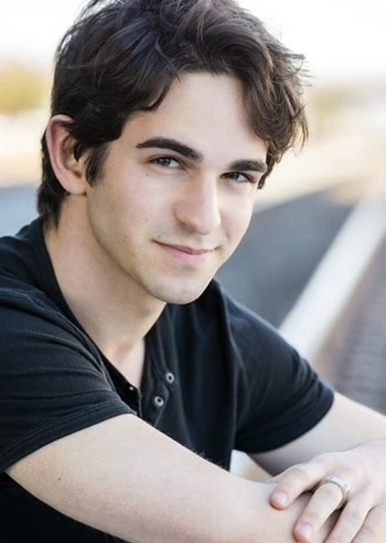 Zachary Gordon as J.D in Heathers: the musical movie