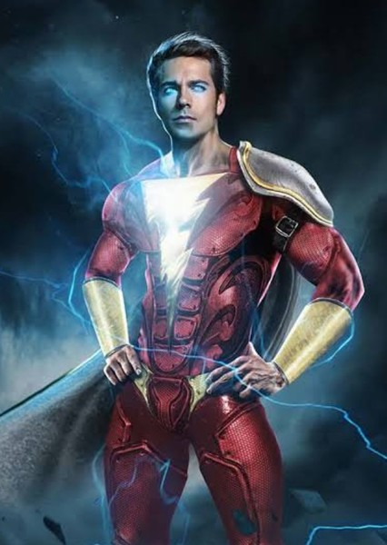 Zachary Levi as Shazam in Justice League : Final Crisis