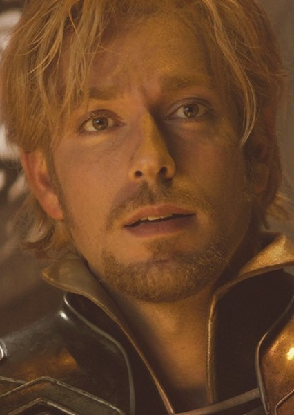 Zachary Levi as Fandral the Dashing in Thor : Realms of Asgard