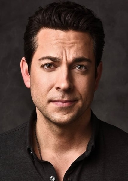Zachary Levi as Mr.Lloyd in Jane Eyre
