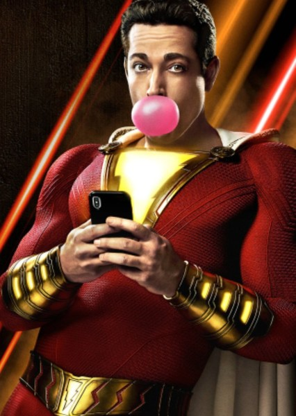 Zachary Levi as 10. Shazam in Top 10 DC Heroes