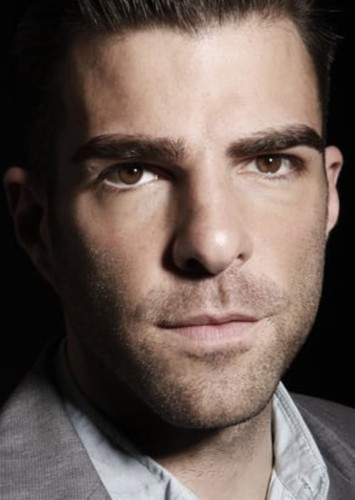 Zachary Quinto as Michael Daster in How Humanity Went Extinct