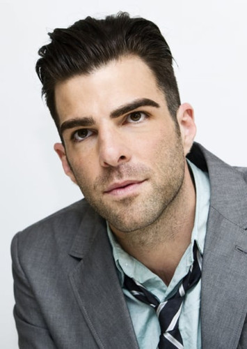 Zachary Quinto as Jimmy Fleming in Hardball