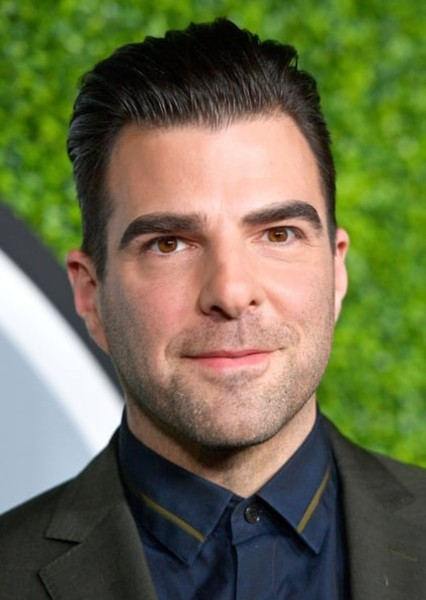 Zachary Quinto as Tannarak in The Books of Magic [Season V] (2047)