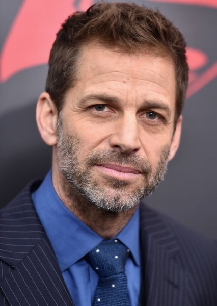 Zack Snyder as Director in Scooby Doo and the Cyber Chase (2020 live action)