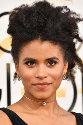 Zazie Beetz as Angeline in Nine Arch