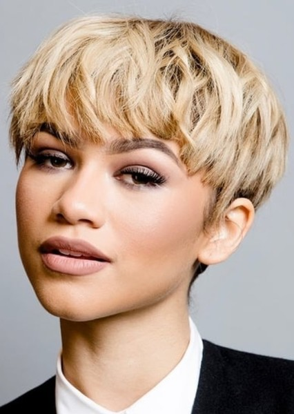 Zendaya as Melpomene in Hercules