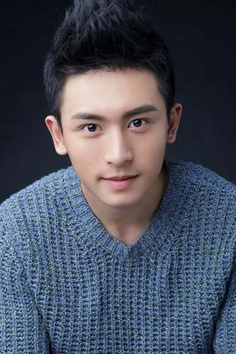 Zhang Zhe-han as Jarrod in Power Rangers (Netflix)