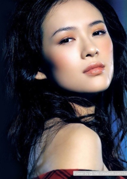 Zhang Ziyi as Cinders in The Mechanisms