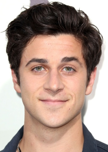 David Henrie as Invincible in Image Cinematic Universe
