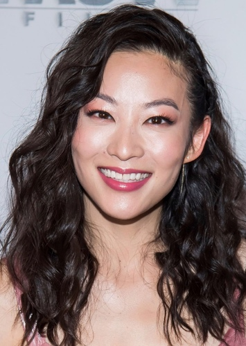 Arden Cho as Izumi Hoshiko in The Grudge - 2019 Remake