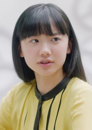 Mana Ashida as Peni Parker in Spider-Man: Into the Spider-Verse (Live Action)