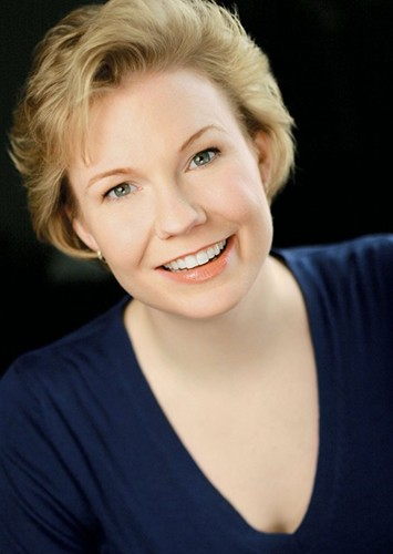 Jennifer Barnhart as Mrs. Thistlewat in Avenue Q