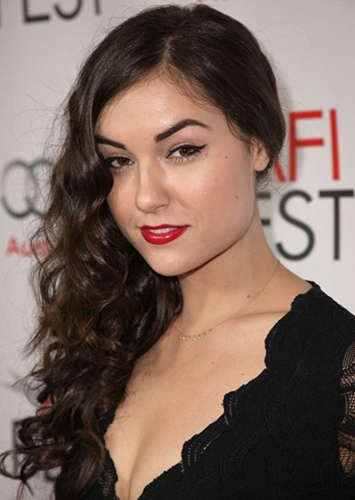 Sasha Grey Wonder Woman