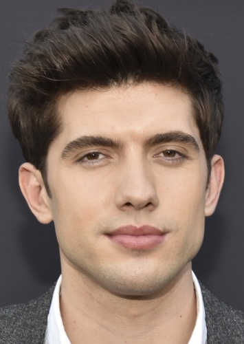 Carter Jenkins as Valor in Superman World Of DC (Recast)