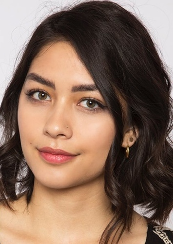 Lulu Antariksa as Cassandra Cain in Batgirl