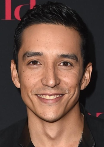 Gabriel Luna as Ghost Rider in Spirits of Vengeance