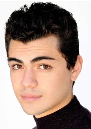 Adam Irigoyen as Bernardo Mendoza in Aristotle and Dante Discover the Secrets of the Universe