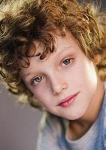 Noah Wiseman as Young Bill in Age is Just A Number
