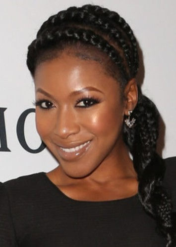 Gabrielle Dennis as Orla in The Raven Cycle
