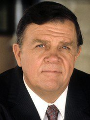 Pat Hingle as Commissionor Gordon in Batman Forever and Batman and Robin