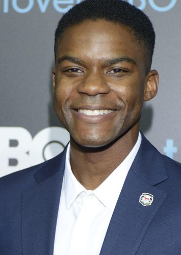 Jovan Adepo as Michael Jacksom in Off the Wall