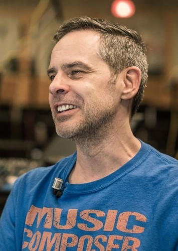 Grant Kirkhope as Composer in Game Grumps: The Animated Movie