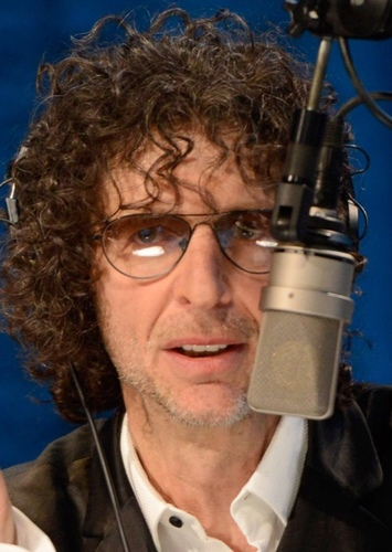 Howard Stern as Howard Stern in Jump