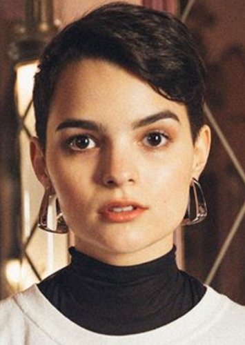 Brianna Hildebrand as Thalia Grace in Percy Jackson & the Olympians