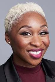 Cynthia Erivo as Mrs. Jones in Alex Rider