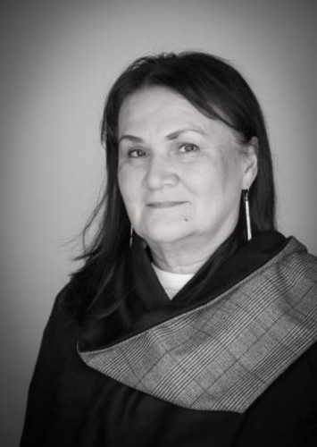 Shirley Cheechoo as Connie Raven in The Path I Take