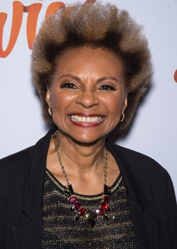 Leslie Uggams as Blind Al in The LEGO Deadpool Movie