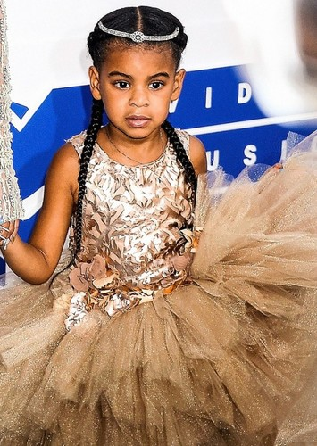 Blue Ivy Carter as The Little Girl in Once on This Island