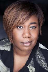 Chizzy Akudolu as Mary Albert Armstrong in Satchmo
