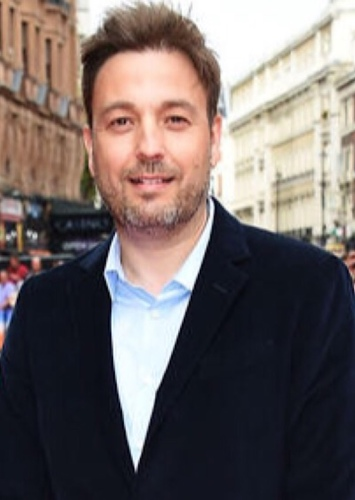 Damon Beesley as Director in Marvel Cinematic Universe