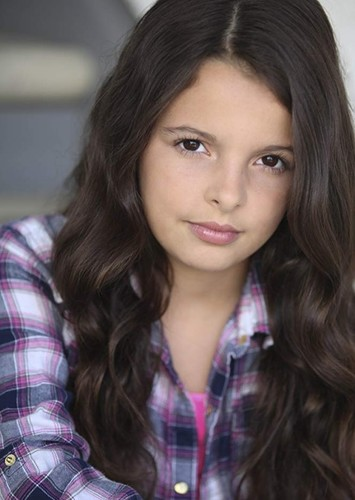Kayla Madison as Karla Sofen (Teenager) in Marvel Cinematic Universe -- Legends One