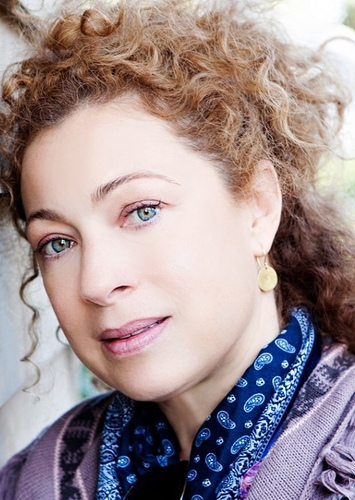 Alex Kingston as Karen Jones in Infinity Universe - ERTH 1.1 (Supporters)