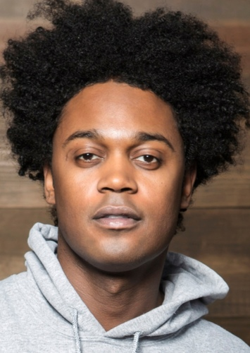 Echo Kellum as Curtis Holt in Spartan (TV Series)