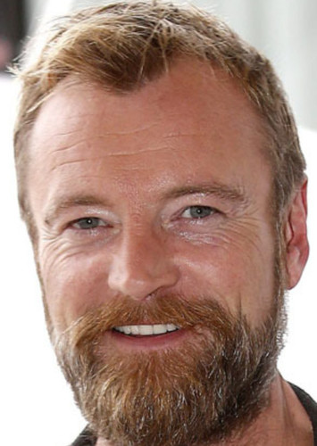 Richard Dormer as Lily's Dad in The Lily's Driftwood Bay Movie: A Very Silly Adventure