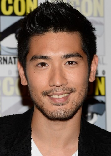 Godfrey Gao as Leo in Death is My BFF