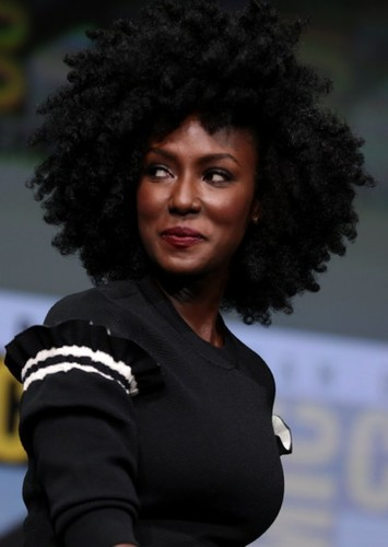 Jade Eshete as Storm in X-Men (MCU) Fancast