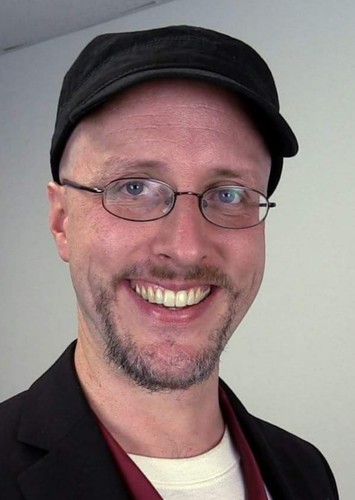 Doug Walker as Smiler Grogan in It's a Mad, Mad, Mad, Mad World
