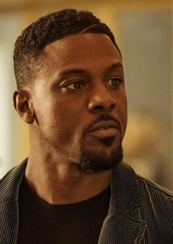 Lance Gross as Brandon James in Stealth Reboot/spin-off